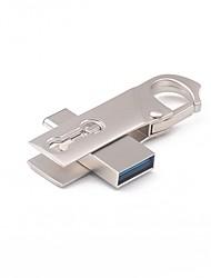 Недорогие -16 Гб флешка диск USB USB 3.0 / Type-C Металл Необычные Беспроводной диск памяти