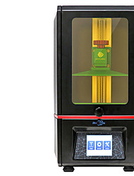 Недорогие -anycubic фотон 3d принтер 2018 плюс размер sla / lcd высокая точность 2.8 '' фотон слайсер световая отвертка impresora imprimante 3d комплекты