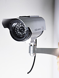 billiga -solcamera övervakningskamera ccd vattentät kamera ipx 2