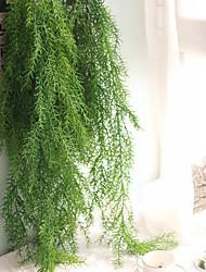 Недорогие -Искусственные Цветы 1 Филиал С креплением на стену Пастораль Стиль Pастений Цветы на стену