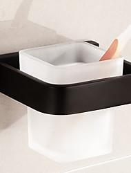 Недорогие -Держатель для зубных щеток Новый дизайн / Cool Modern Металл 1шт На стену