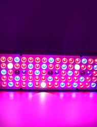 Недорогие -ywxlight® полный спектр растений цветок привело свет свет панели панели полный свет полный спектр 25w 75led ac85-265v растения цветы растительность ac 85-265v