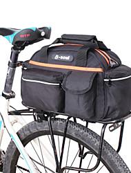 baratos -14 L Mala para Bagageiro de Bicicleta / Alforje para Bicicleta Prova-de-Água, Portátil, Multi Camadas Bolsa de Bicicleta Náilon Bolsa de Bicicleta Bolsa de Ciclismo Ciclismo Moto