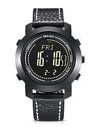 Недорогие -DMDG BRAVO 2S Смарт Часы Android iOS OTG Спорт Водонепроницаемый Израсходовано калорий Компас Педометр Альтиметр Барометр Температурный дисплей