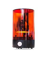 Недорогие -свечи зажигания sla рабочий стол 3d принтер мини компактный / принтер размер 98 * 55 * 125 мм / диаметр сопла 01.-0.4mm / подходящий исходный материал светочувствительная смола