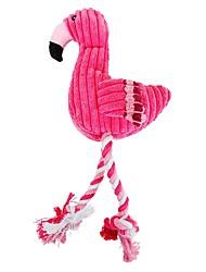 お買い得  -噛む用おもちゃ ペットフレンドリー / 動物 / 漫画玩具 プラッシュ 用途 犬用 / 猫用