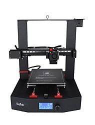 billige -D220 3D printer 220*220*250MM 0.4
