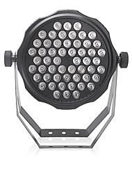 Недорогие -Параболические алюминиевые рефлекторы DMX 512 / Ведущее устройство / Активация звуком 54 W для Выступление / Свадьба / Клуб Простота транспортировки / Прочный