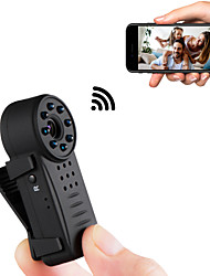 Недорогие -mini wifi широкоугольная камера hd d3 ccd смоделированная камера / ir камера ipx-0