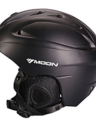 Недорогие -MOON Лыжный шлем Муж. Жен. Катание на лыжах Горные Half Shell ABS