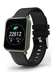 Недорогие -KUPENG R6 Умный браслет Android iOS Bluetooth Водонепроницаемый Пульсомер Измерение кровяного давления Сенсорный экран Израсходовано калорий / Педометр / Напоминание о звонке / Сидячий Напоминание
