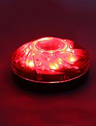 billige Originale lamper-BRELONG® 1pc LED Night Light Hvit / Rød AA batterier drevet Nødsituasjon / Enkel å bære / Trådløs <5 V