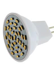 Недорогие -SENCART 1шт 3 W 600 lm G4 Точечное LED освещение MR11 36 Светодиодные бусины SMD 3014 Декоративная Тёплый белый / Холодный белый 12 V / 1 шт. / RoHs