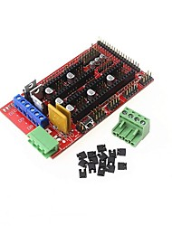 Недорогие -рампы 1.4 панель управления панель управления доской для принтера панель управления поддержка arduino mega 2560