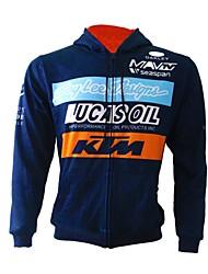 Недорогие -KTM Одежда для мотоциклов Рубашки и топы для Все Фланель / Вискоза / полиэфир Осень / Зима Эластичный / Быстровысыхающий / Защита от солнечных лучей