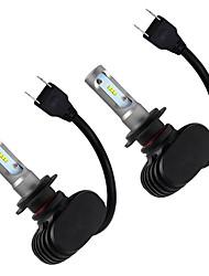 Недорогие -OTOLAMPARA H7 Лампы 110 W COB 9200 lm Светодиодная лампа Налобный фонарь Назначение