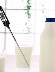 Недорогие -кухня цифровой термометр для еды мясной пирог конфеты жареная пища барбекю температура столовой бытовой термометр для приготовления пищи