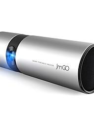 Недорогие -JmGO P2 DLP Проектор для домашних кинотеатров Светодиодная лампа Проектор 250 lm Поддержка 1080P (1920x1080) 80-120 дюймовый Экран / WXGA (1280x800) / ±40°