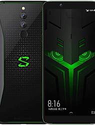 "baratos -Xiaomi Black Shark Helo 6.01 polegada "" Celular 4G ( 8GB + 128GB 12 mp / 20 mp Snapdragon 845 4000 mAh mAh )"