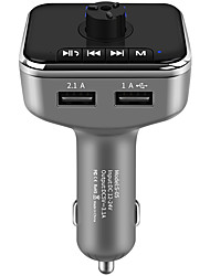 baratos -S-05 Fones Bluetooth / wifi para carro Mãos livres do carro Bluetooth / Car MP3 modulador FM Carro