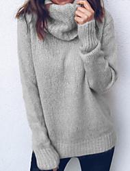 povoljno -žensko odijelo s dugim rukavima od pamuka - solidno obojeno