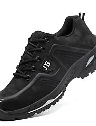 baratos -Botas de sapato de segurança for Segurança no local de trabalho Anti-corte 1.2 kg