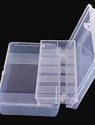 Недорогие -Ведро для рыбалки Коробка для рыболовной снасти Легко для того чтобы снести 2 Поддоны PP / Морское рыболовство / Ловля нахлыстом / Ловля на приманку / Ловля со льда / Спиннинг