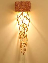 Недорогие -QIHengZhaoMing LED / Современный современный Настенные светильники кафе / Офис Металл настенный светильник 110-120Вольт / 220-240Вольт 10 W / GU10 / E27