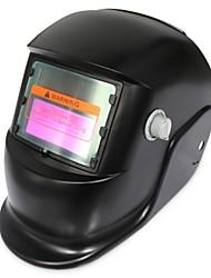 Недорогие -солнечная автоматическая фотоэлектрическая сварочная маска 107 сплошной цвет