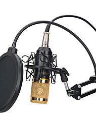 baratos -3.5mm Microfone Cabeada Microfone Condensador Microfone Portátil Para Microfone de Computador