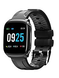 baratos -Indear TF9 Pulseira inteligente Android iOS Bluetooth Smart Esportivo Impermeável Monitor de Batimento Cardíaco Cronómetro Podômetro Aviso de Chamada Monitor de Atividade Monitor de Sono