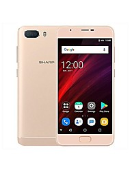 "abordables -SHARP  R1S 5.5 pouce "" Smartphone 4G ( 3GB + 32GB 5 mp / 13 mp MediaTek MT6750T 5000 mAh mAh )"