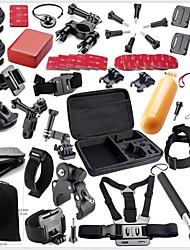 abordables -Selfie Accessoires Multi Fonction Pour Caméra d'action Tous Cyclisme sur Route / Randonnée / Activités Extérieures Plastique / Acier Inoxydable / EVA - 1 pcs