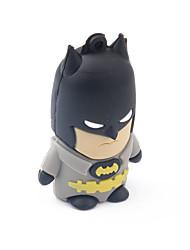 Недорогие -8GB Artoon Бэтмен USB 2.0 флэш-флэш-накопитель