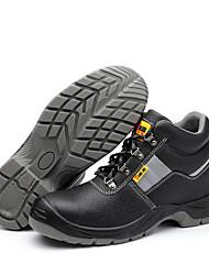 baratos -Botas de sapato de segurança for Segurança no local de trabalho Prova-de-Água 1.2 kg
