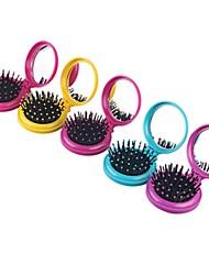 Недорогие -Расчески пластик Расчески и гребни для париков Декорации Легко для того чтобы снести / Многофункциональный / Лучшее качество 1 pcs Повседневные Мода