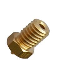 Недорогие -tronxy® 1 шт. латунная насадка для 3D-принтера