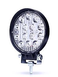 Недорогие -JIAWEN 1 шт. Нет Автомобиль Лампы 42 W Высокомощный LED 4200 lm 14 Светодиодная лампа Налобный фонарь / Рабочее освещение Назначение Универсальный Все года