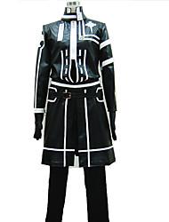 Недорогие -Вдохновлен Серый мужчина Allen Walker Аниме Косплэй костюмы Японский Косплей Костюмы Ар деко Костюм Назначение Муж. / Жен.