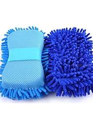 abordables -éponge de chenille de prime de chenille de microfibre multifonctionnelle de lavage de voiture