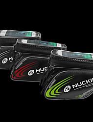 Недорогие -Nuckily Сотовый телефон сумка / Бардачок на раму 4-6.2 дюймовый Велоспорт для Другие же размера телефоны Зеленый