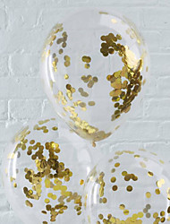Недорогие -Воздушный шар эмульсионный Свадебные украшения Свадьба / фестиваль Пляж / Романтика / Свадьба Все сезоны