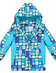 ... Da ragazzo Da ragazza Giacca da sci Ompermeabile Tenere al caldo  Indossabile Sci Sport invernali POLY Giacche a vento Maglia termica Top  Abbigliamento ... 21a89e438aa