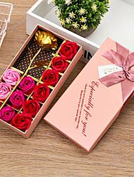 Недорогие -Искусственные Цветы 1 Филиал Классический Современный современный Розы Букеты на стол