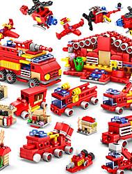 Недорогие -Конструкторы Конструкторы Игрушки Обучающая игрушка 16 pcs совместимый Legoing Ручная работа Взаимодействие родителей и детей Все Мальчики Девочки Игрушки Подарок