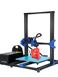 Недорогие -LONGER® LK 1 3д принтер 300x300x400mm 0.4 мм Многофункциональный / Своими руками