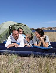abordables -Bestway® Matelas Gonflable Extérieur Portable / Résistant à l'humidité / Pliable Floqué Camping / Camping / Randonnée / Spéléologie / Extérieur Toutes les Saisons