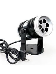 Недорогие -Brelong светодиодный проектор снежинка 1-6 карты 110 В ЕС