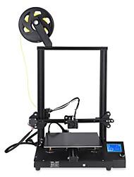 baratos -creasee®cs-10 3d impressora kit w / dual eixo z suporte power off resume impressão / filamento run-out detecção 300 * 300 * 400mm tamanho de impressão