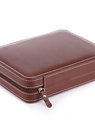 Недорогие -Коробка для хранения Кожа Обычные Дорожная сумка Сумки для хранения домашних хозяйств